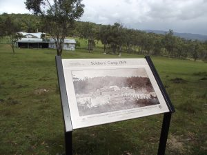 12 Soldier's Camp