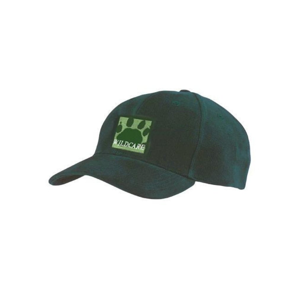 Green Peaked Cap