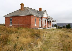 2nd Assistant's Quarters, Tasman Island