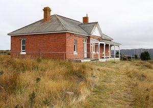 2nd Assistant's Quarters, Tasman Island