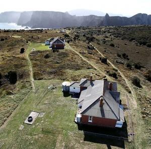 Tasman Island Lightstation