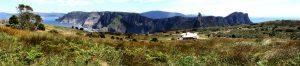 Tasman Island's spectacular views