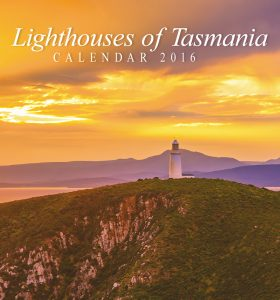 Lighthouses of Tasmania 2016 calenar