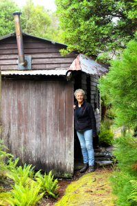 This is home for the week. Deb Taylor. Photo by Kevin Perkins IMG_1317r