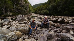 Rocky Sprent River