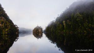 Butler Island Gordon River