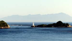 Hells Gate - Entrance to Macquarie Harbour