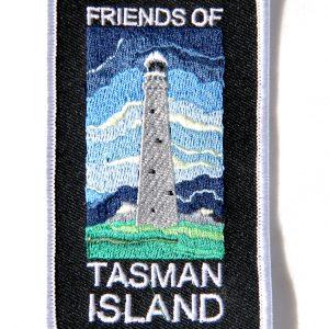 Tasman Island Supporters Patch