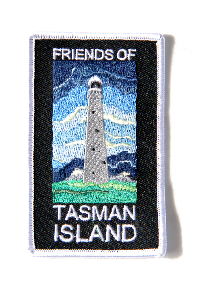 Tasman Island Supporters Patch
