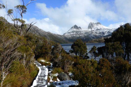 Dove Lake & Cradle Mt