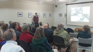 Ron Smith Talk by Nic Haygarth Talk