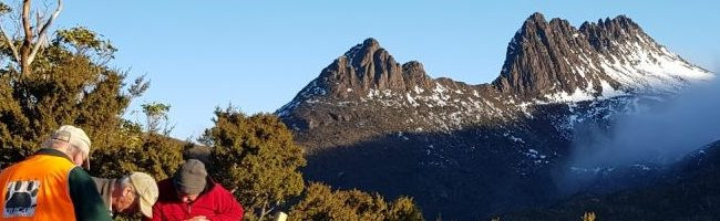 Glacier Rock Lookout Platform