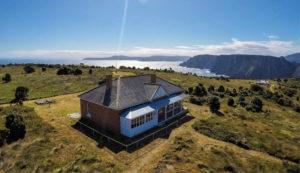 Lightkeepers' Quarters No 2, Tasman Island, 2018