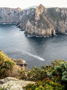 Tasman Passage & the Blade