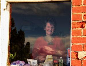 Volunteer Cook-Chef Glenda