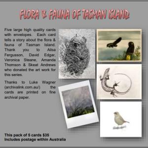 FOTI Artists' Series - Flora & Fauna
